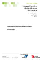 Remissversion Regional Besöksnäringsstrategi
