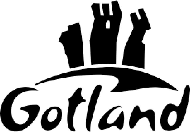 Visit Gotland logo svart